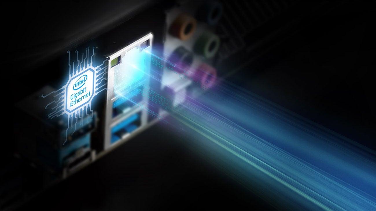 ASRock Z370 Extreme4 Intel Gigabit LAN