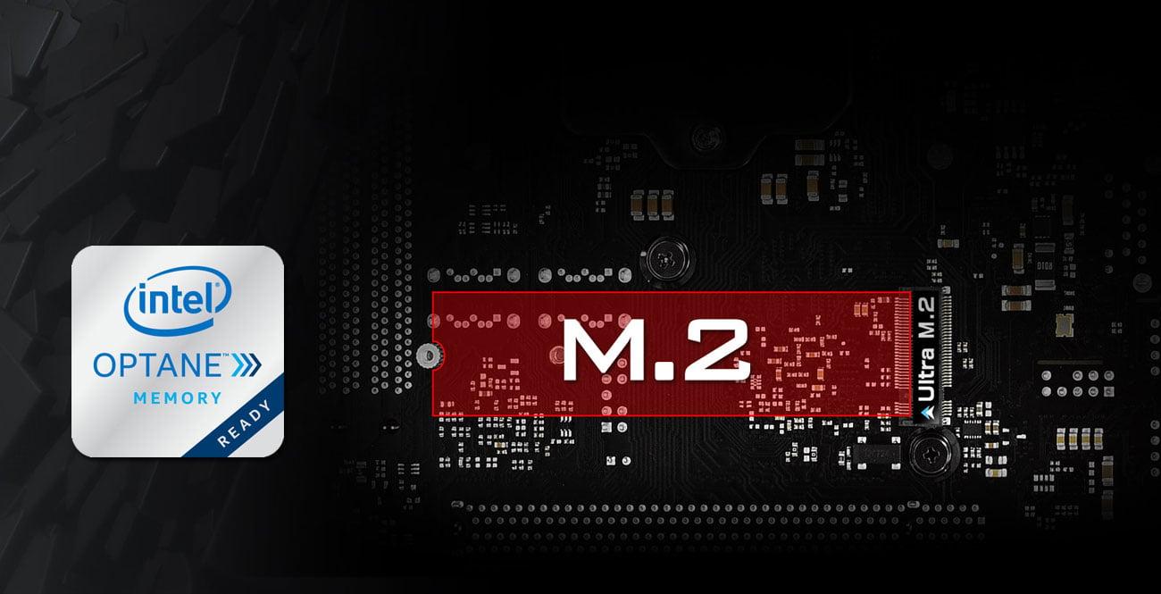 ASRock Fatal1ty Z370 Gaming-ITX AC Ultra M.2 Intel Optane