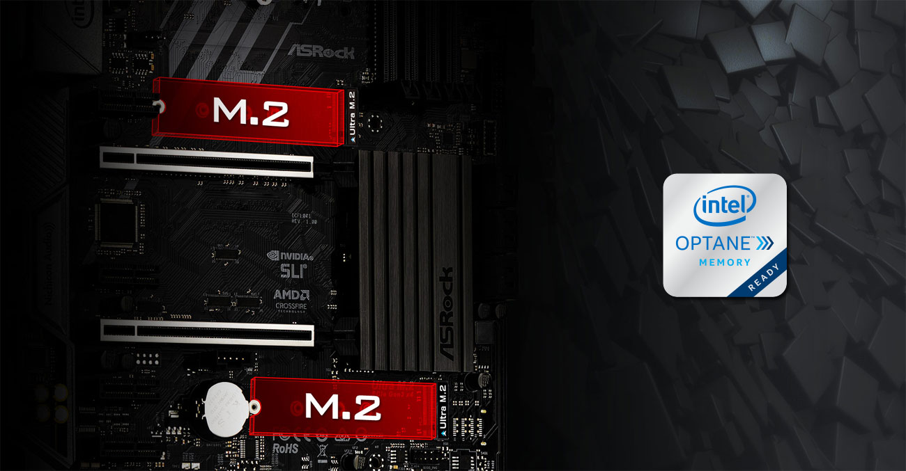 ASRock Z370 Killer SLI Ultra M.2 Intel Optane