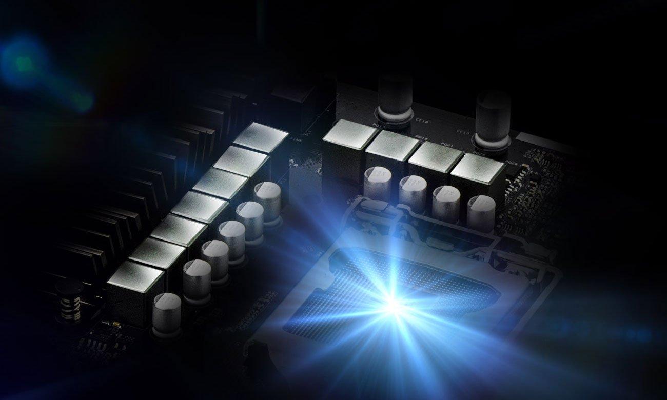 ASRock Z370 Pro4 Overclocking