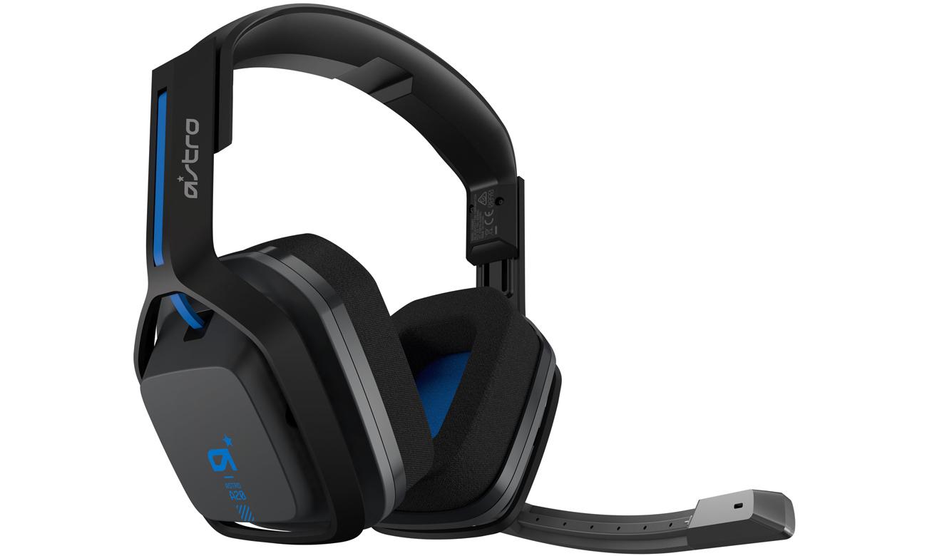 Bezprzewodowy dźwięk z konsoli PS4