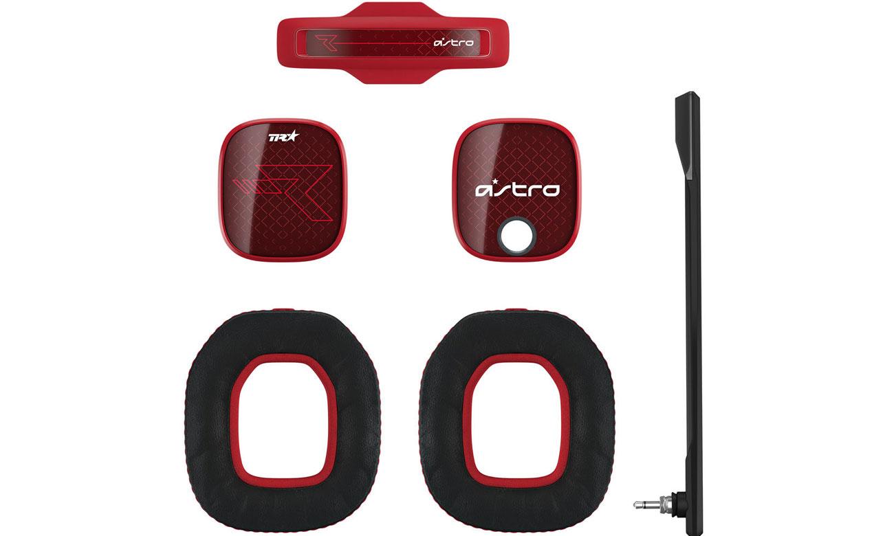 Zestaw akcesoriów Mod-Kit do słuchawek ASTRO A40 TR