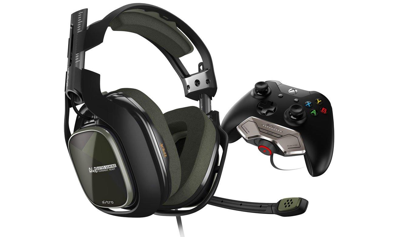 Zestaw słuchawkowy ASTRO A40 TR dla Xbox One + MixAmp M80
