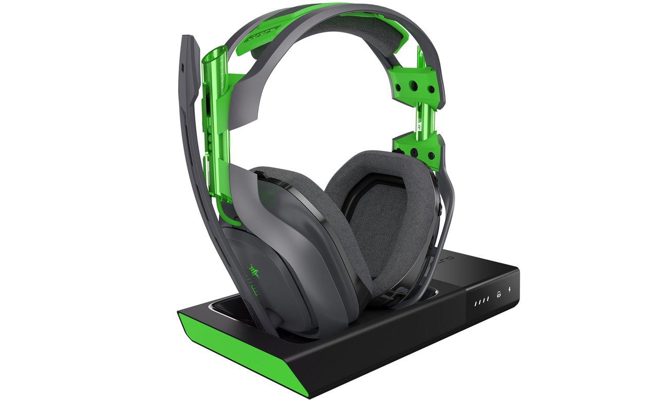 Słuchawki Astro A50 Xbox One szare bezprzewodowe