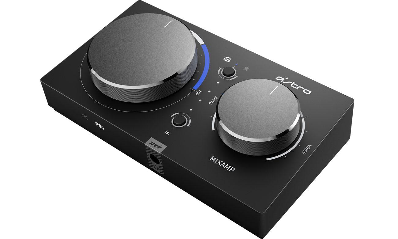 Karta dźwiękowa ASTRO MixAmp Pro TR dla PS4 i PC
