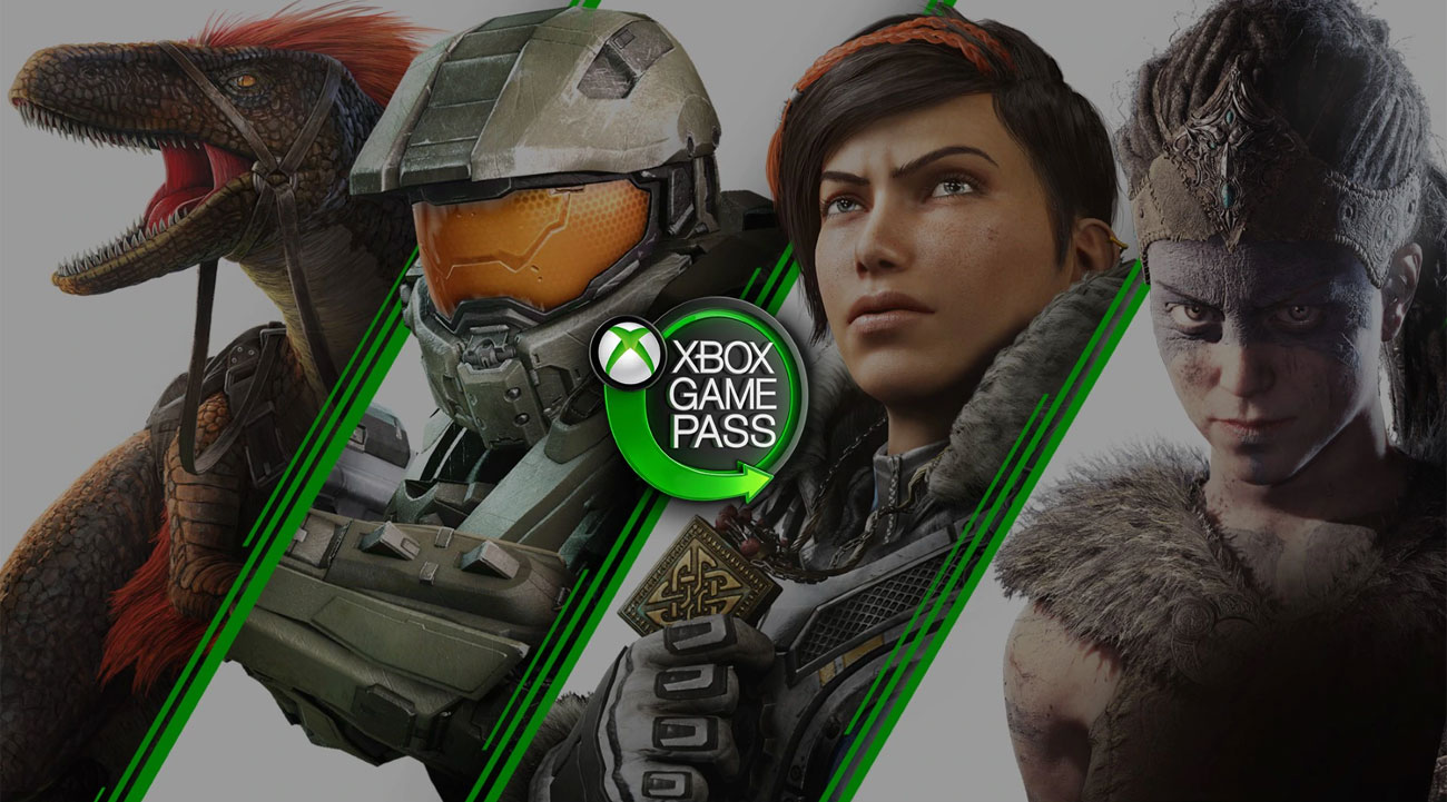 Gry Xbox Game Pass