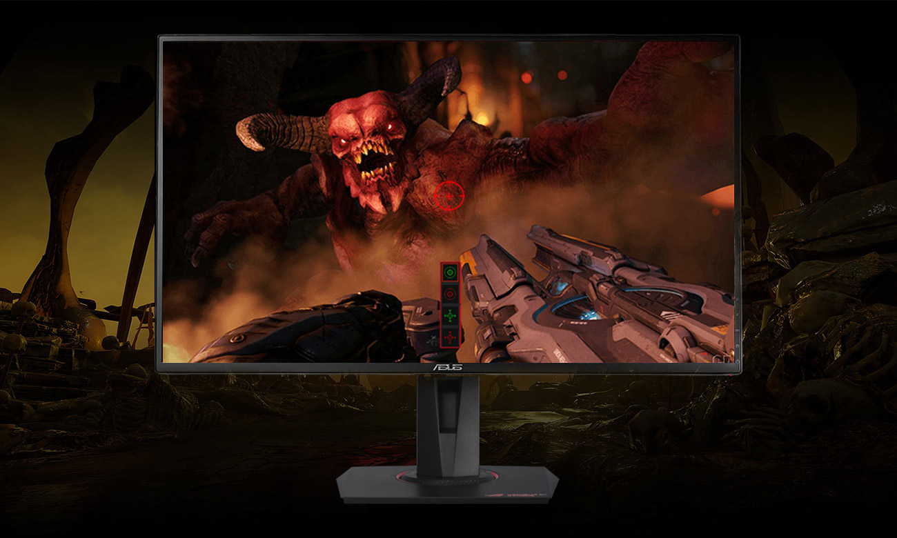 Monitor gamingowy ASUS ROG SWIFT PG279QE
