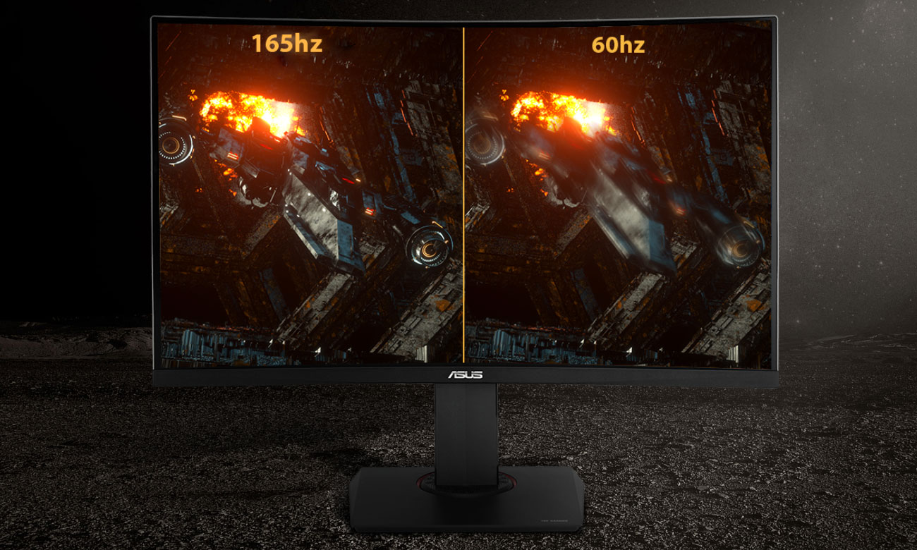 Monitor gamingowy ASUS TUF VG27BQ HDR