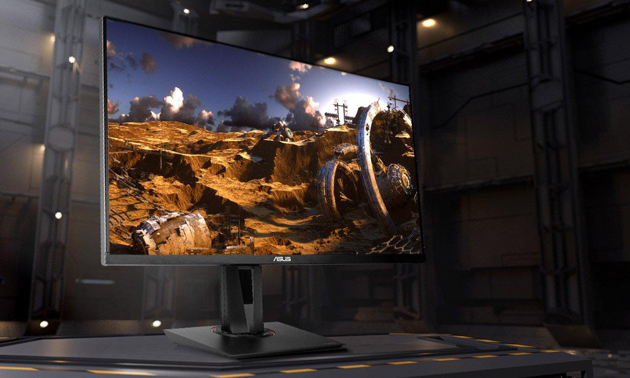 Monitor dla graczy ASUS TUF VG27AQ HDR