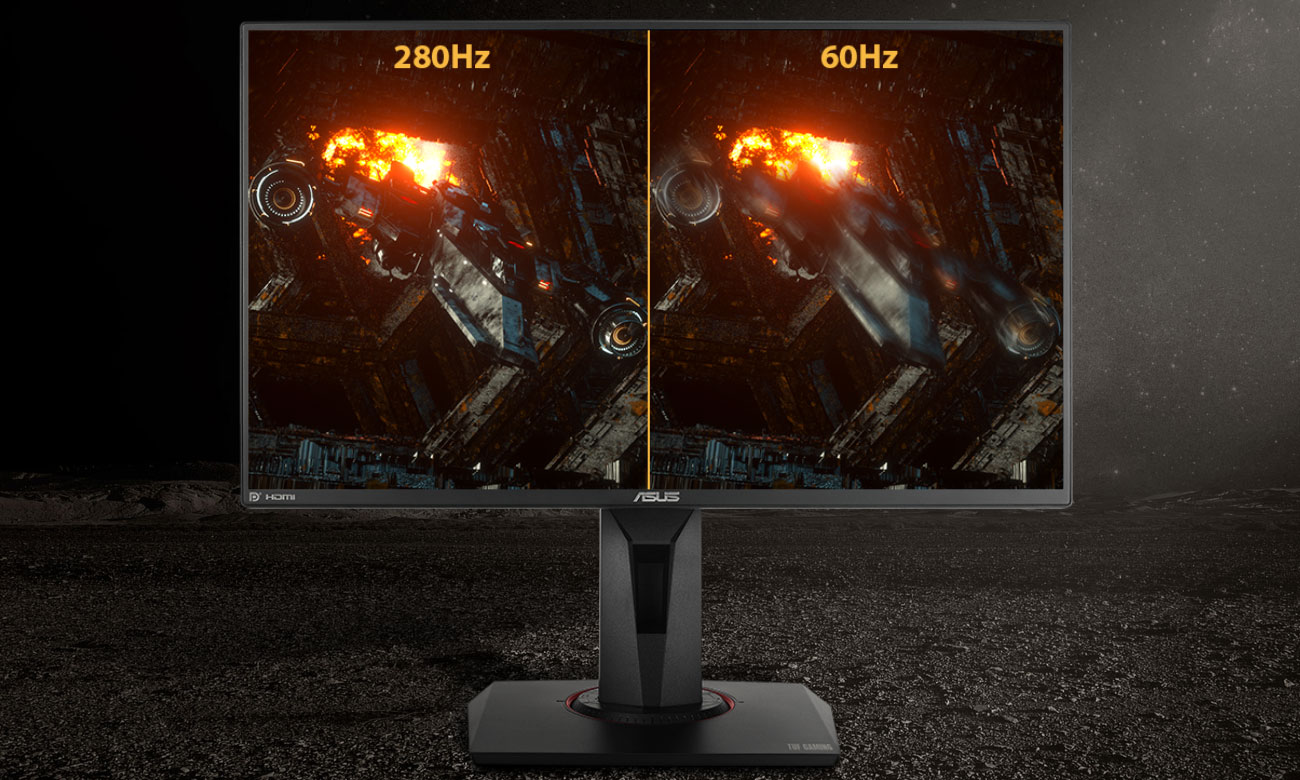 Monitor dla graczy ASUS TUF VG259QM