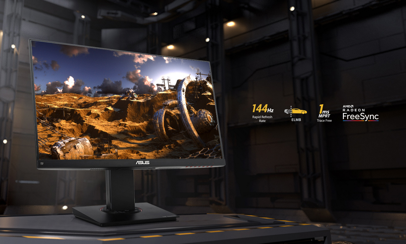 Monitor dla graczy ASUS TUF VG249Q