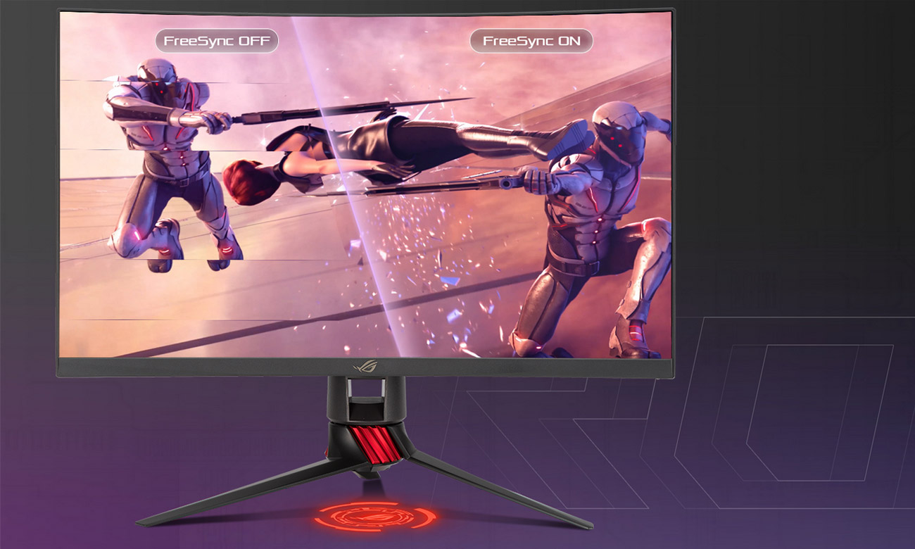 Monitor dla graczy ASUS ROG STRIX XG27WQ