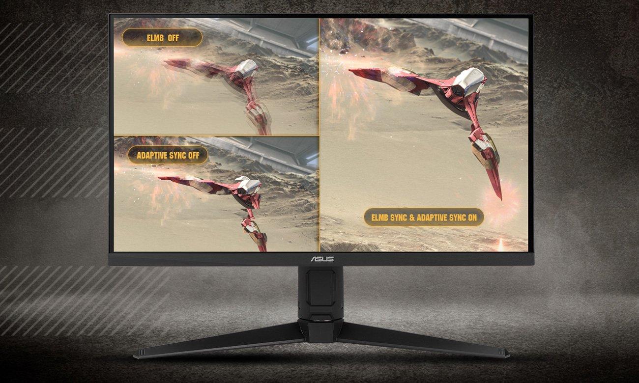 Monitor dla gracza ASUS TUF VG27AQL1A