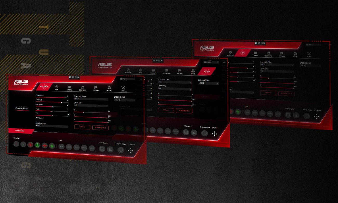 Monitor dla graczy ASUS TUF VG279QL1A