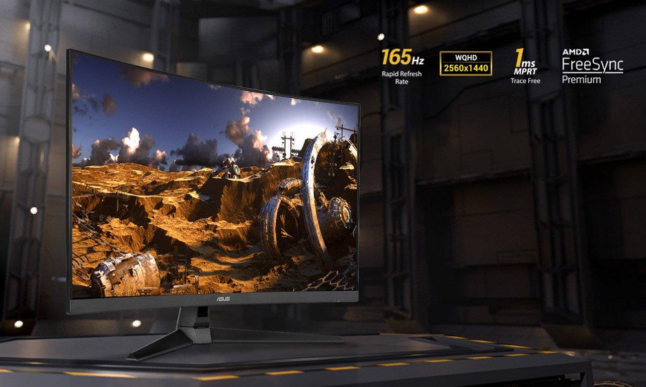 Monitor gamingowy ASUS TUF VG32VQ1B Curved