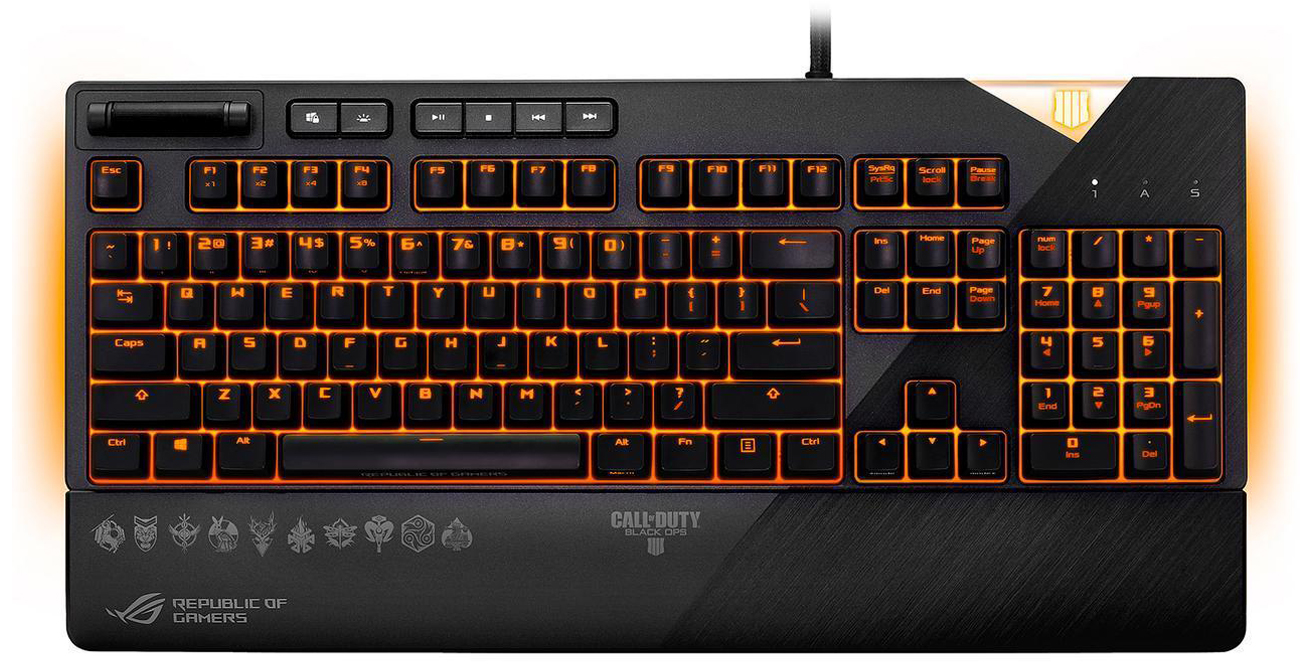 ASUS ROG Strix Flare Call of Duty Edition