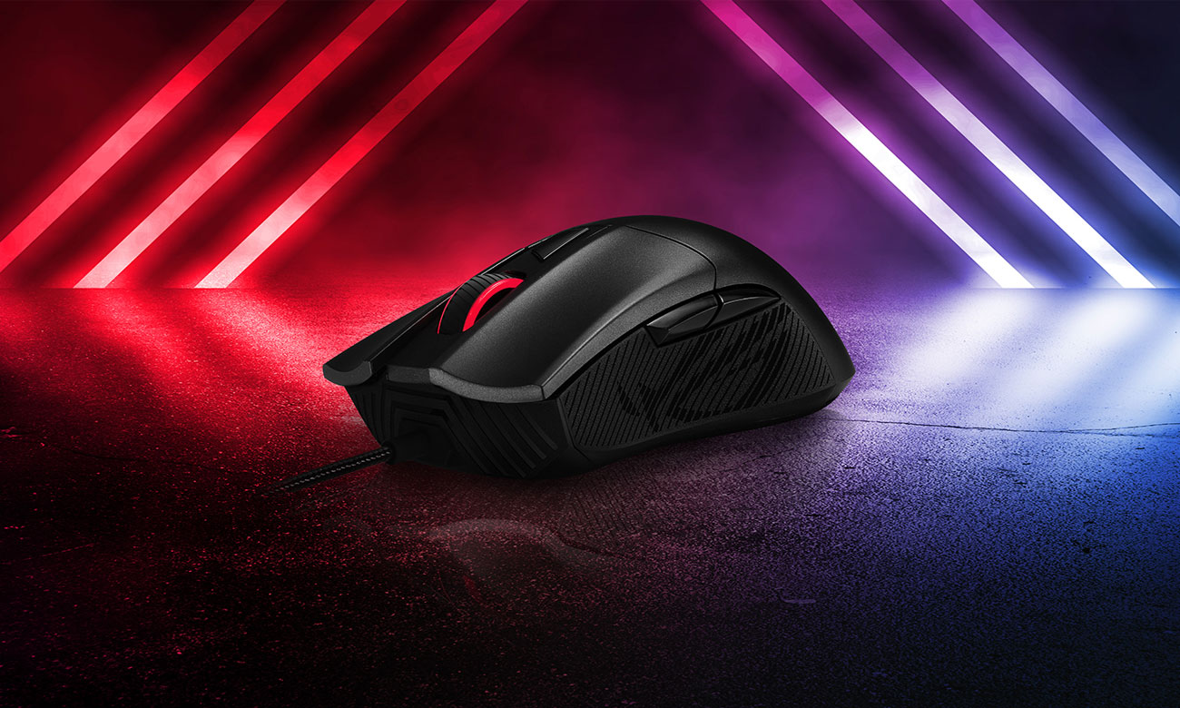 Mysz dla graczy ASUS ROG Gladius II Core