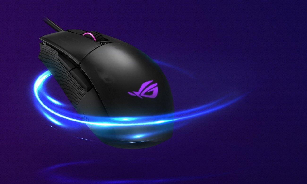 Mysz dla graczy ASUS ROG Strix Impact II