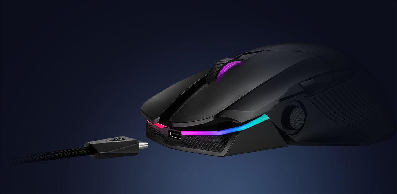 Mysz dla graczy ASUS ROG Chakram