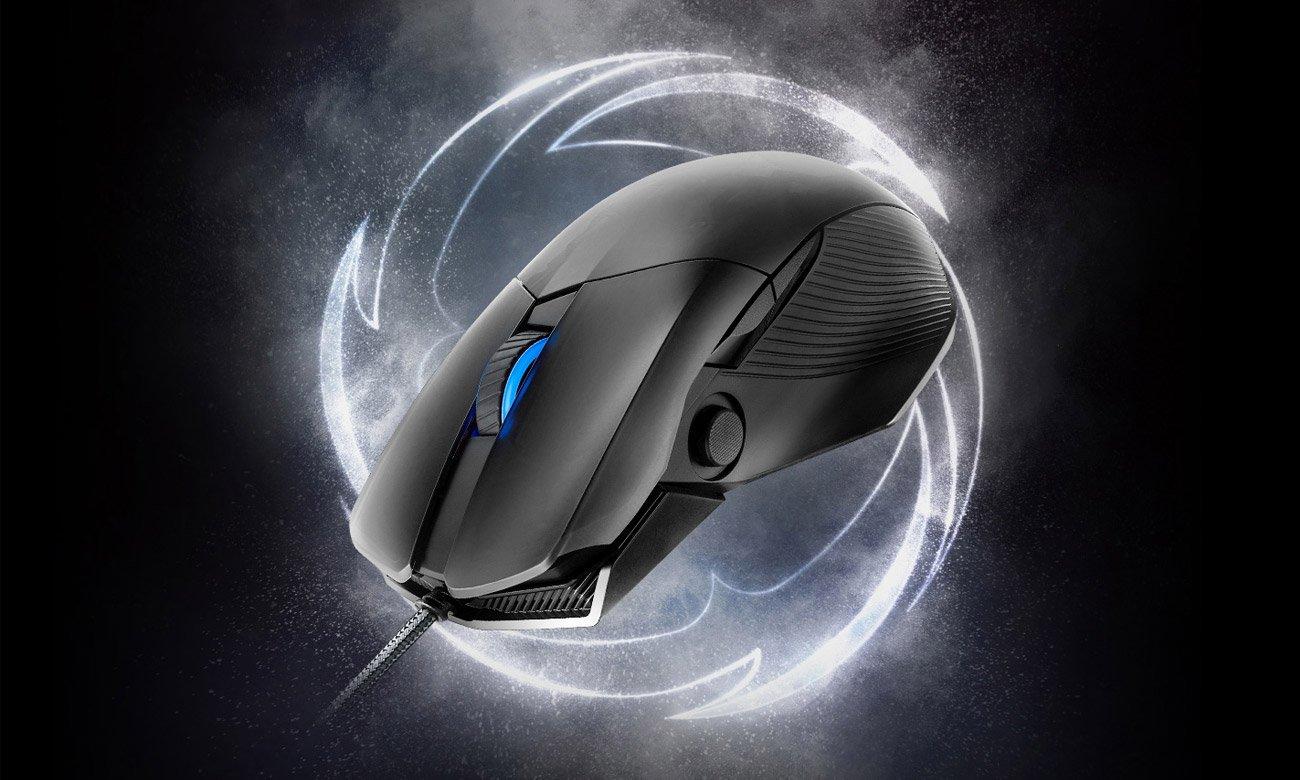 Mysz gamingowa ASUS ROG Chakram Core