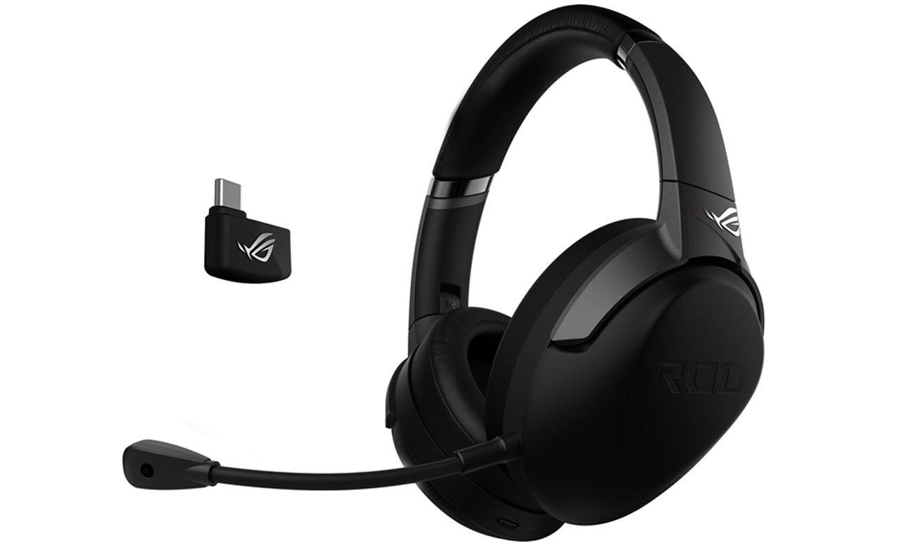 Zestaw słuchawkowy ASUS ROG Strix Go 2.4