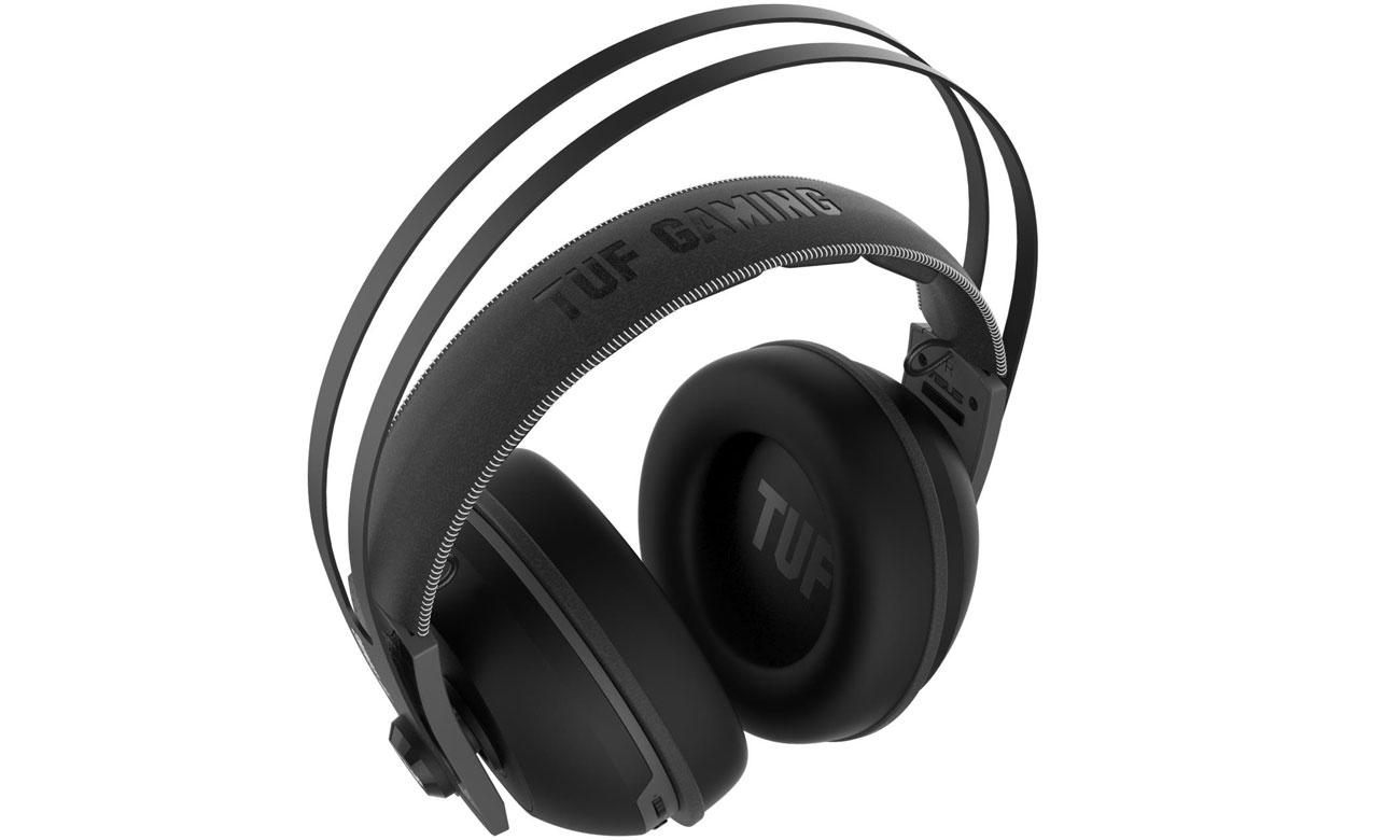 Zestaw słuchawkowy ASUS TUF Gaming H7 Core czarny