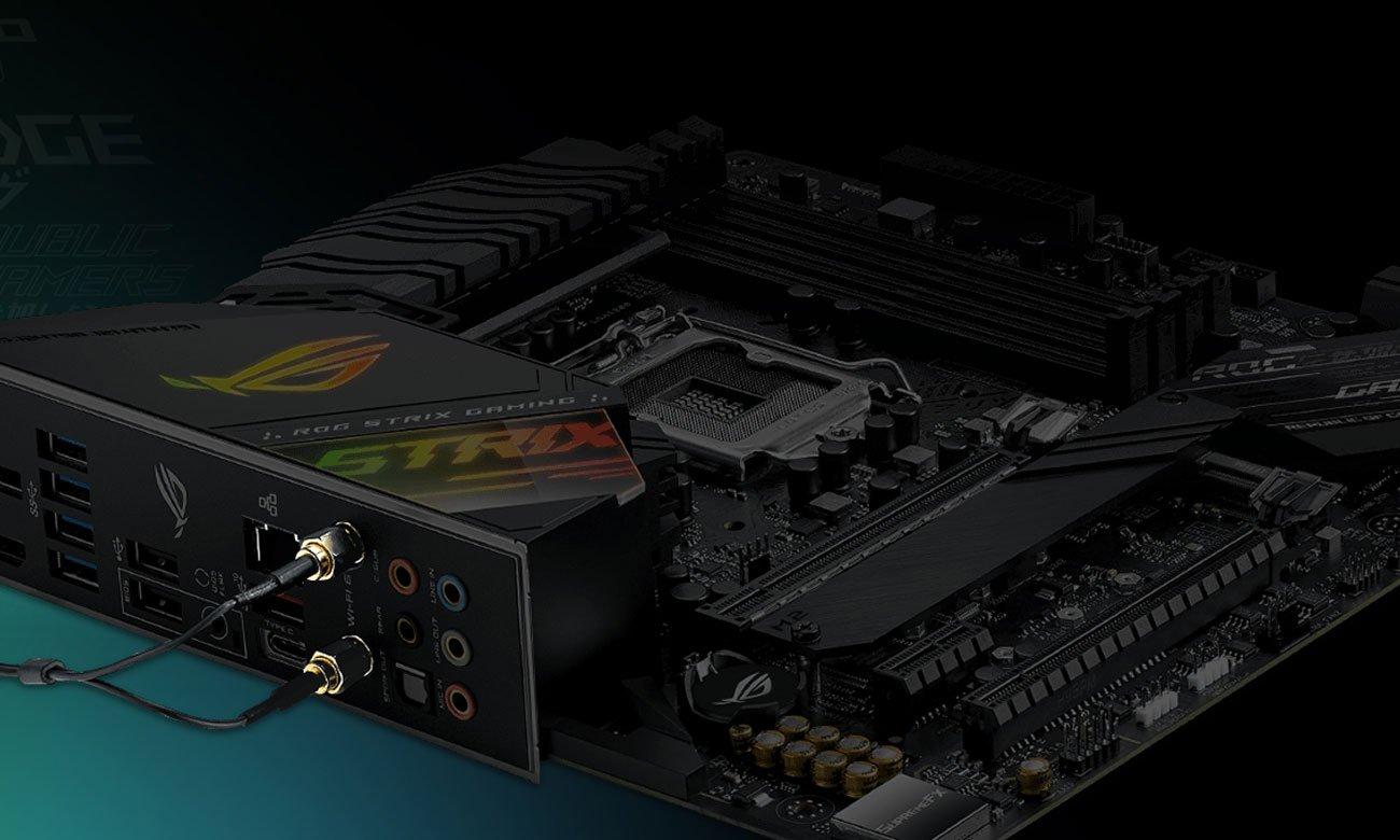 ROG STRIX Z490-G GAMING WIFI