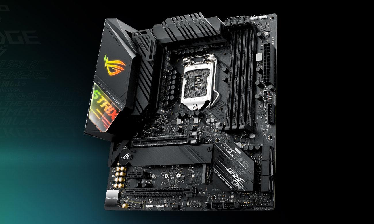 Płyta główna Socket 1200 ASUS ROG STRIX Z490-G GAMING