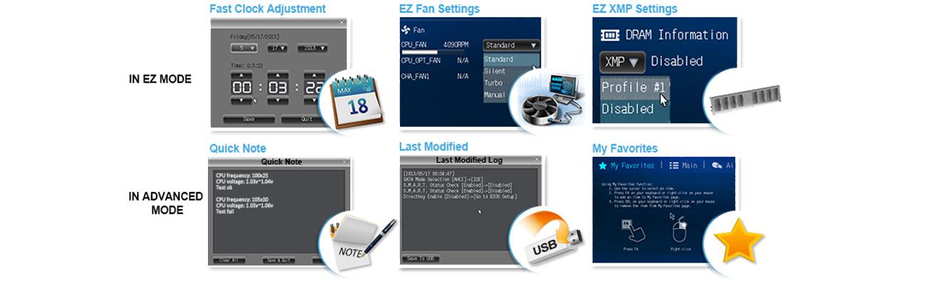ASUS B85M-K UEFI BIOS