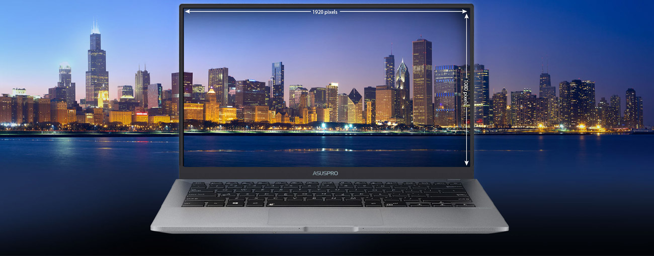 ASUS B9440UA układ graficzny intel HD graphics