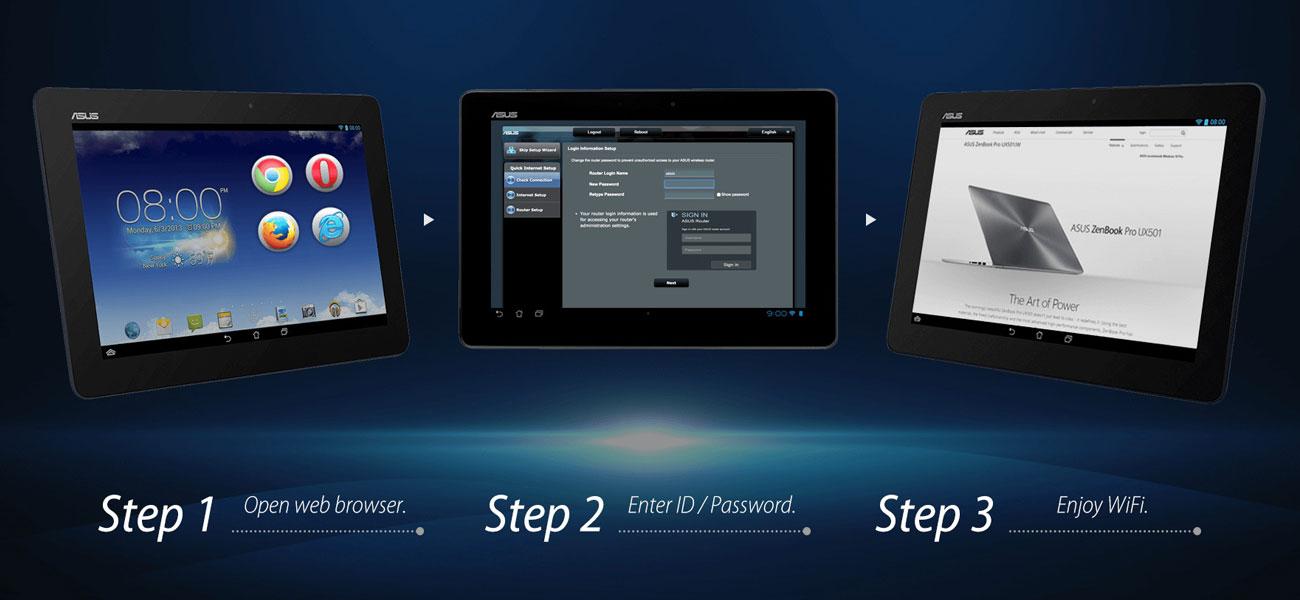 ASUS DSL-AC51 Instalacja w 3 łatwych krokach