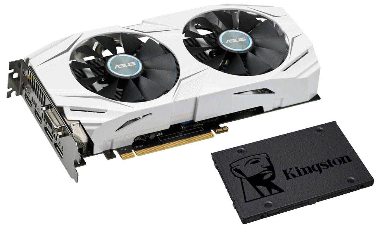 ASUS Dual GeForce GTX 1060 OC
