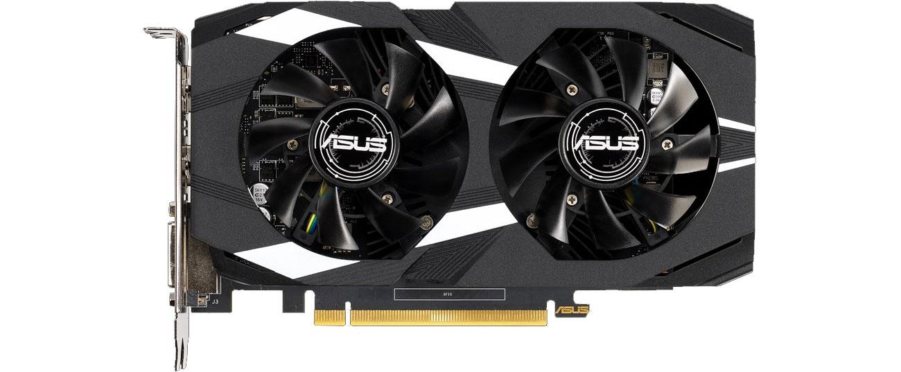 ASUS DUAL-GTX1650-4G