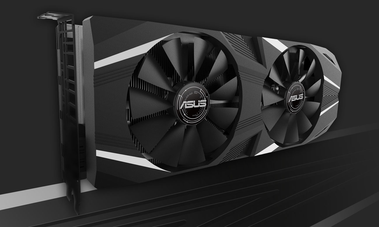 ASUS GeForce RTX 2060 DUAL OC