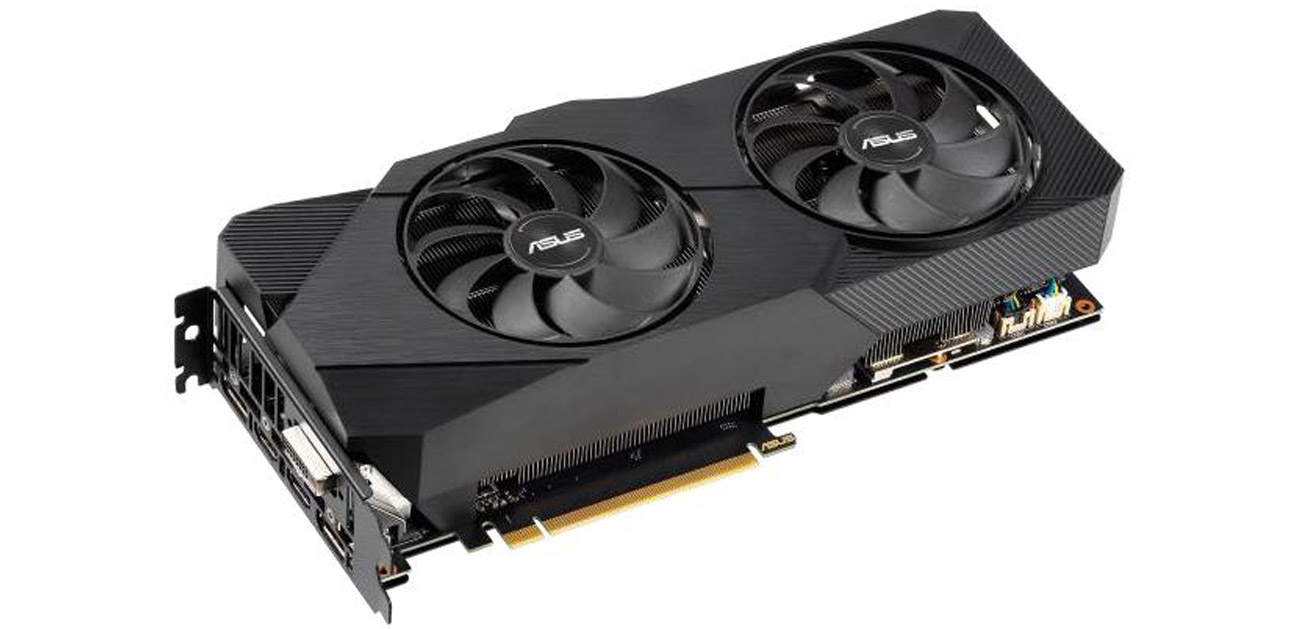 ASUS GeForce RTX 2060 SUPER DUAL EVO OC