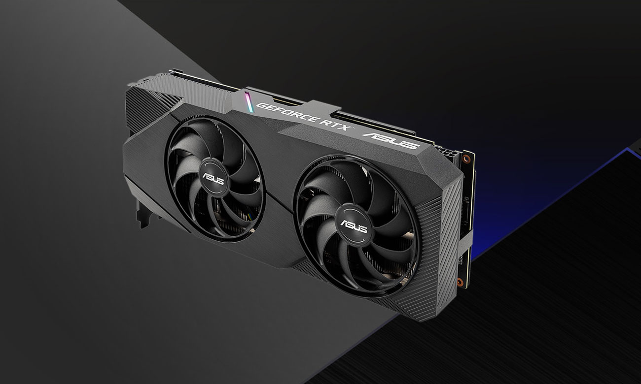 ASUS GeForce RTX 2070 SUPER DUAL Advanced EVO