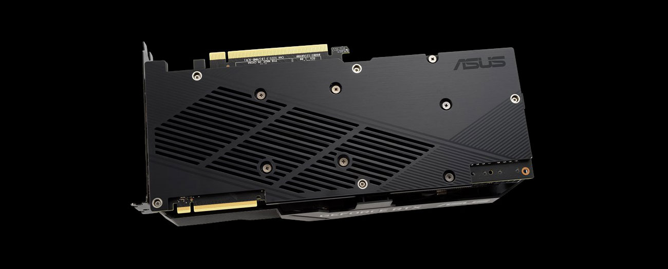 ASUS GeForce RTX 2080 SUPER DUAL EVO OC