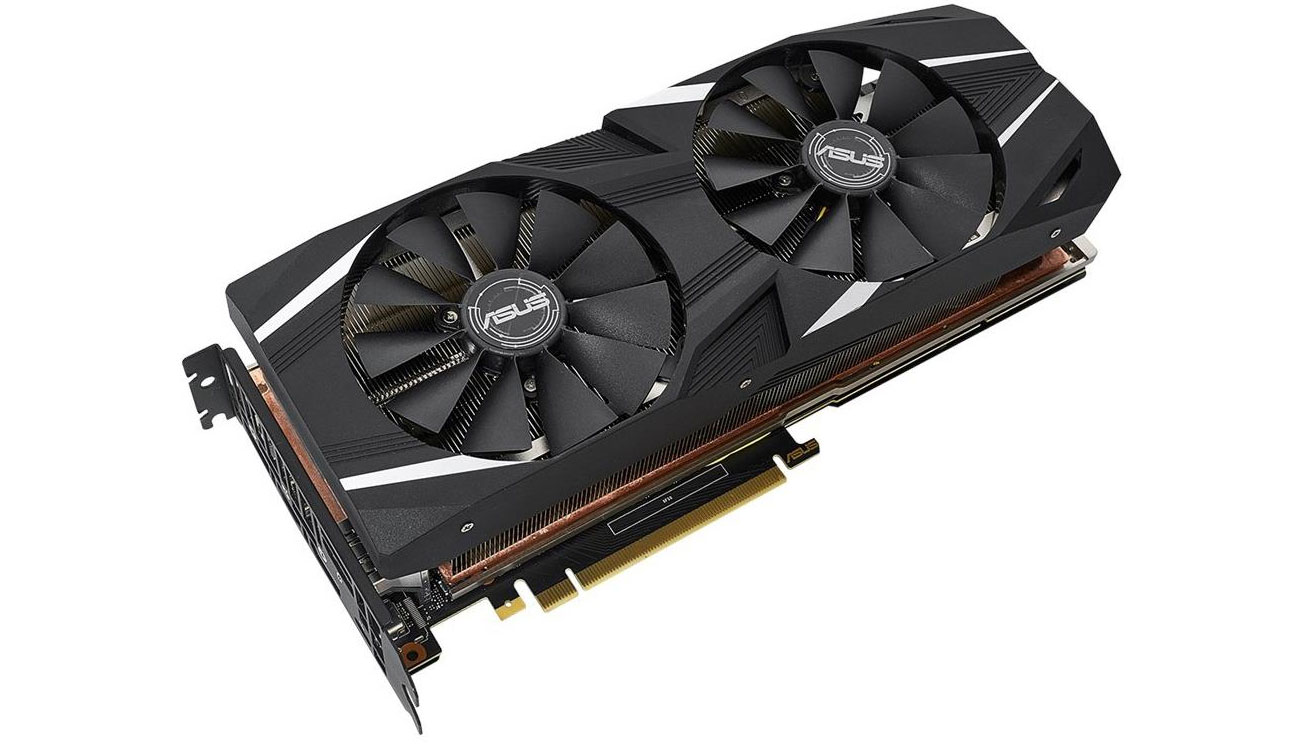 ASUS GeForce RTX 2080 Ti Dual 11GB