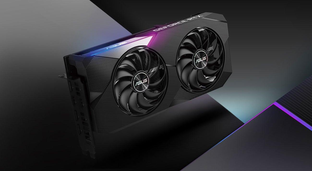 ASUS GeForce RTX 3070 DUAL OC 8GB