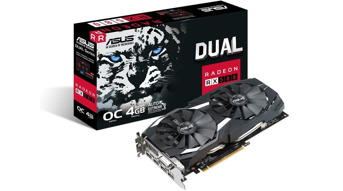 Radeon RX 580 Dual OC