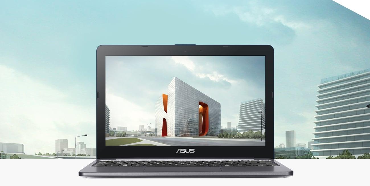 ASUS VivoBook E12 kinowe wrażenia audiowizualne