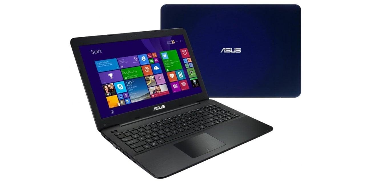 Laptop ASUS F555LJ-XO717H procesor intel core i3 piątej generacji