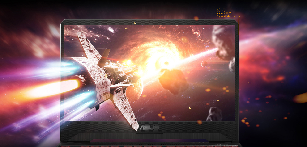 ASUS TUF Gaming FX505 IPS NanoEdge