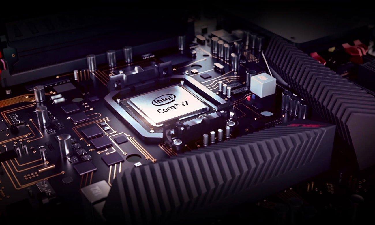 ASUS G20CB-PL015T procesor intel core i7 szóstej generacji