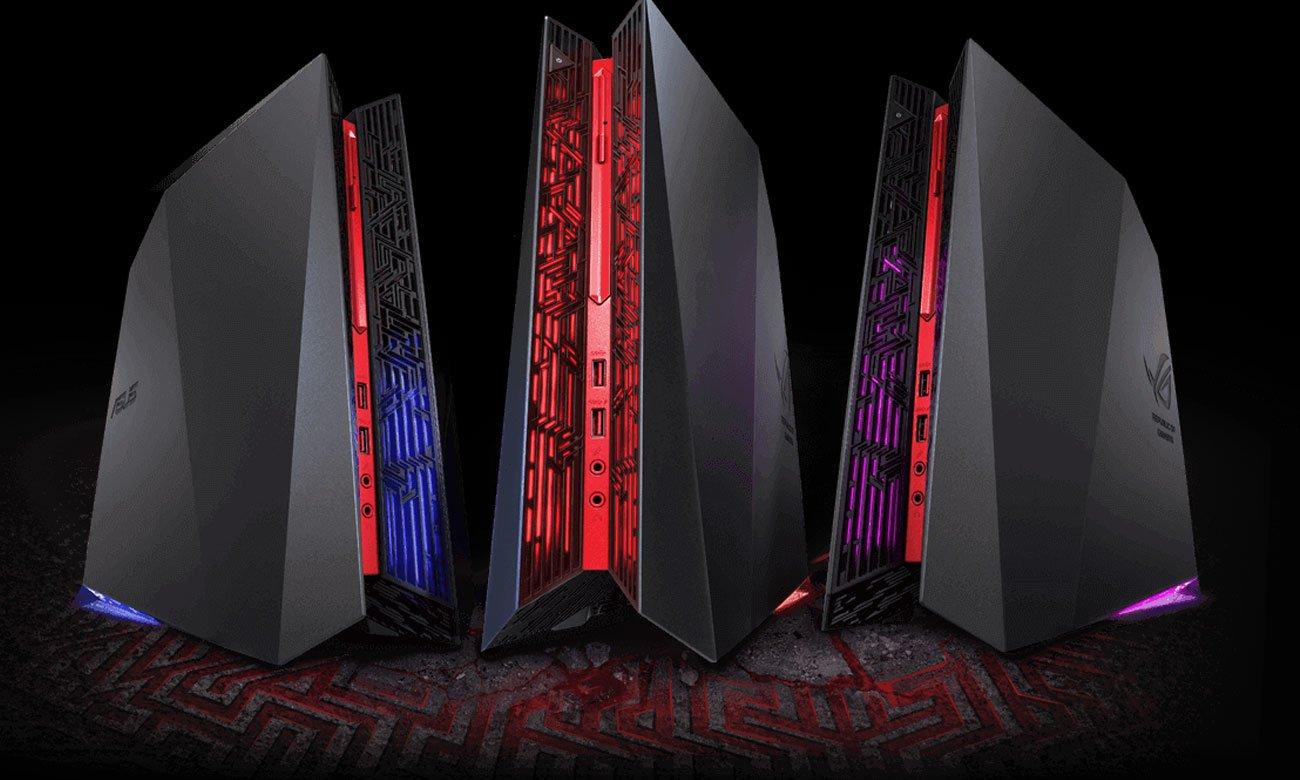 ASUS G20CB-PL015T wydajny desktop gracze
