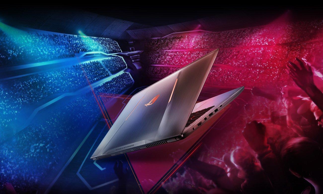 ASUS ROG Strix GL502VS procesor intel core i7 siódmej generacji