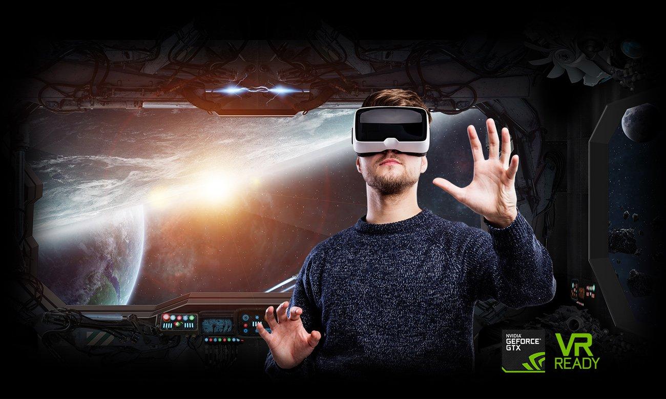 ASUS ROG Strix GL702VM VR Ready