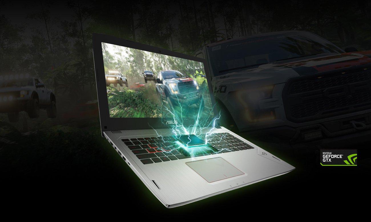 ASUS ROG Strix GL502VS karta graficzna NVIDIA GeForce GTX 1070