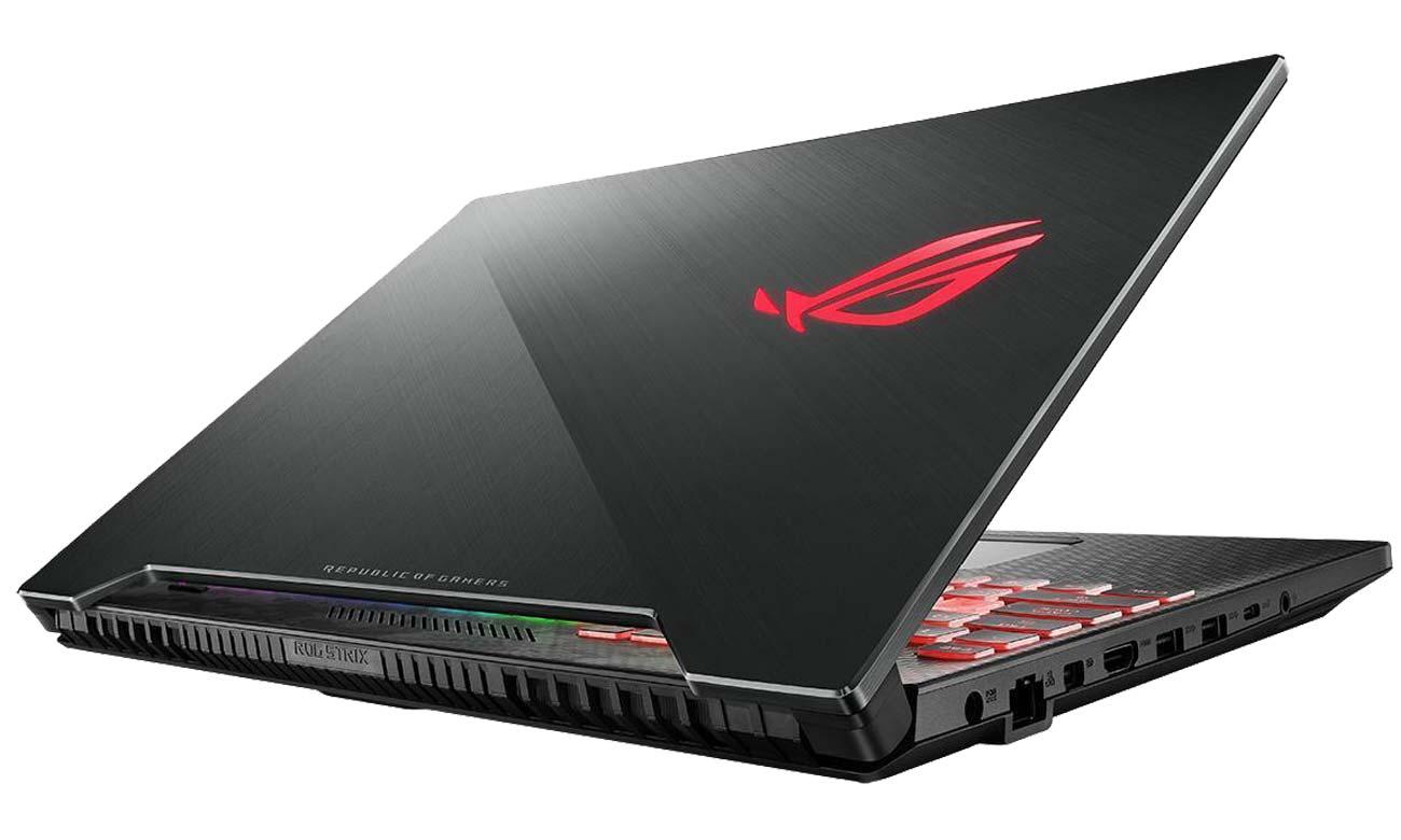 ASUS ROG Strix GL504GM Karta graficzna GeForce GTX 1060