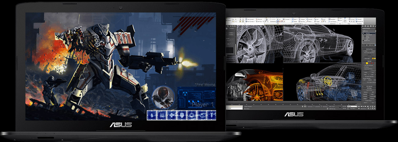 Laptop ASUS GL552VW-DM775 procesor intel Core i5 szóstej generacji